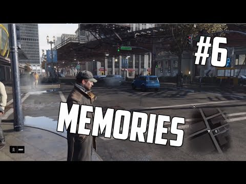 Watch Dogs - Walkthrough/Gameplay - Part 6 [Memories]