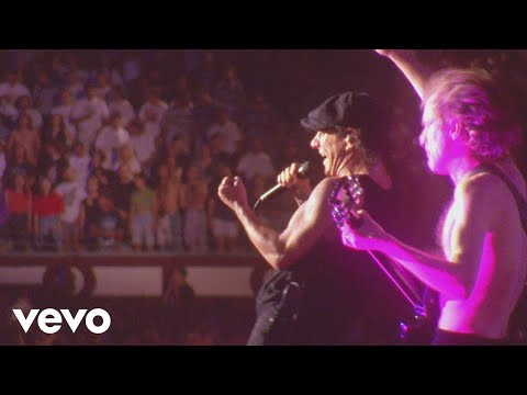 AC/DC - Whole Lotta Rosie (Plaza De Toros De Las Ventas, July 1996)