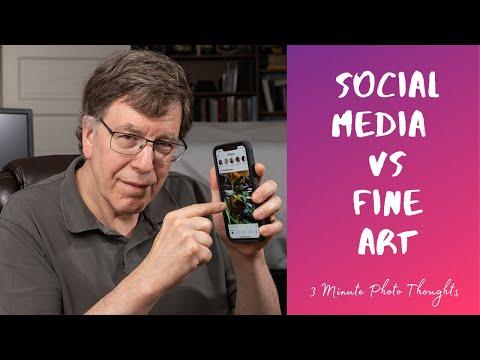 social-media-vs-fine-art