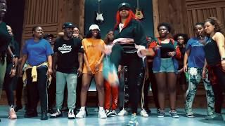 Fireboy DML - Scatter - SayRah class choreography
