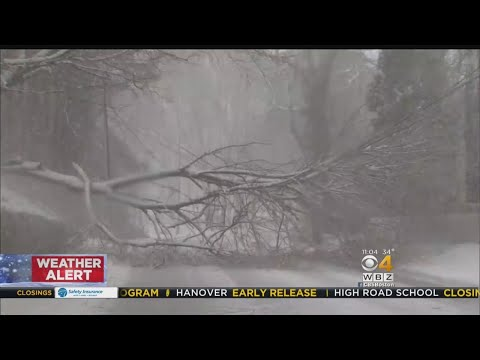 String Of Winter Storms Test Cities, Towns