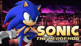 SONIC The Hedgehog: Remastered (PS4, XB1) Announcement Trailer [AFD 2015]