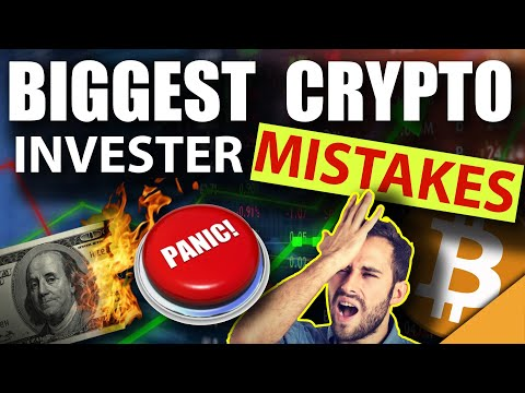 What Are The Biggest Mistakes New Crypto Investors Make?