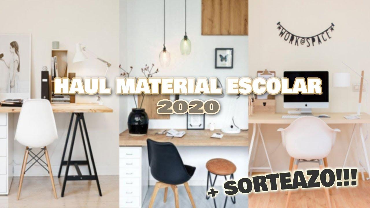 ✨HAUL MATERIAL ESCOLAR 2020✨ + REVIEW AGENDA MR WONDERFUL 20/21 + SORTEAZO!!!  🎉🎁 | @helloworldvlogs - YouTube