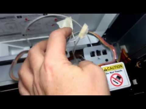 Davinci 1 3d printer extruder not heating