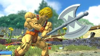 Toy Soldiers: War Chest Preview - By the Power of Greyskull!