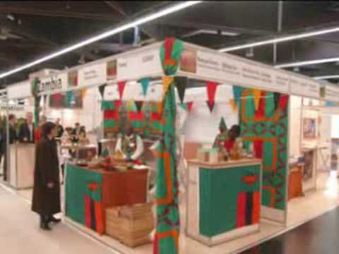 Organic Africa Pavilion