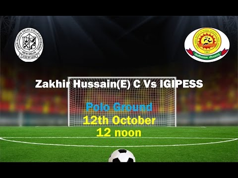 IGIPESS vs ZHC(E)