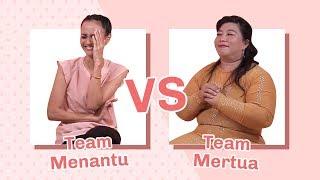 Team Menantu VS Team Mertua   Brotowali Challenge