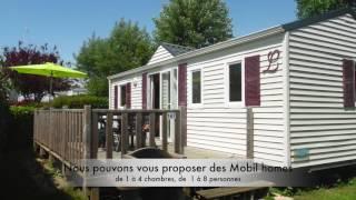 Court séjour au Camping Les Saules*** près de Concarneau