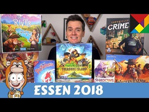The Hottest Board Games at Essen 2018 - Actualol