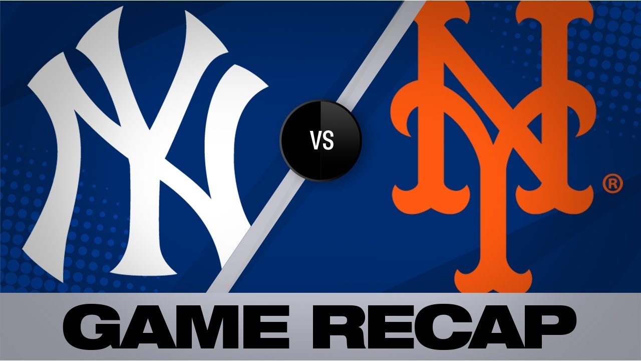 Conforto, Davis propel the Mets to a 4-2 win | Yankees-Mets Game Highlights 7/2/19
