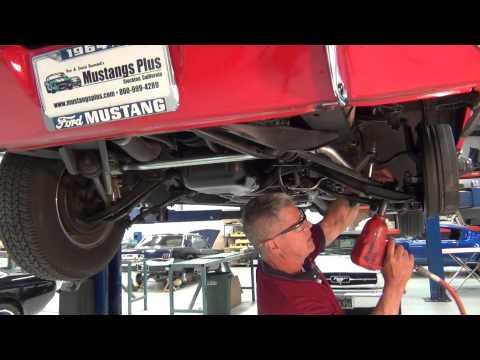 Mevotech Front Strut Rod Bushing Kit for 1967-1973 Ford Mustang Suspension rs