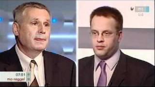Balczó Zoltán - Szavazási káosz a parlamentben - Szemközt (2010.11.12.)