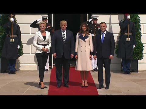 euronews (in Italiano): Trump, valutiamo militari Usa in Polonia