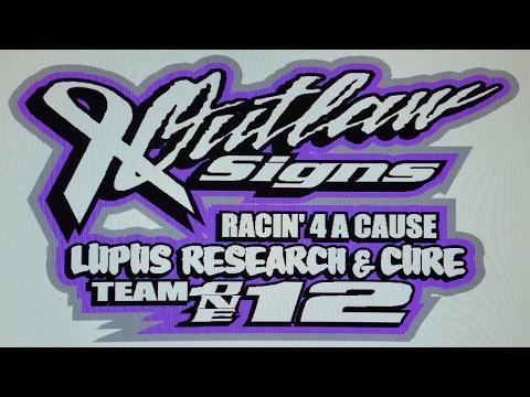 Limited Sportsman Cherokee Speedway 3/18/17