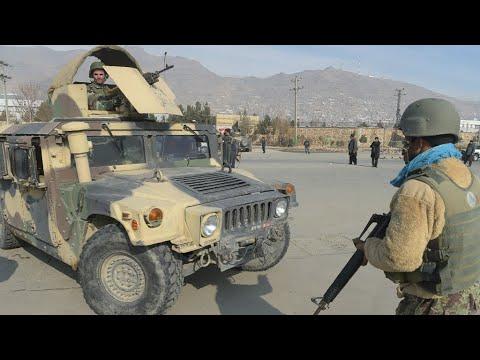 قتلى وجرحى في هجوم على مركز للتدريب العسكري في أفغانستان  - نشر قبل 2 ساعة