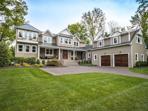 Home For Sale Luxury 5 BED Fonthill Views 500 Court St Doylestown PA 18901 Bucks County Real Estate