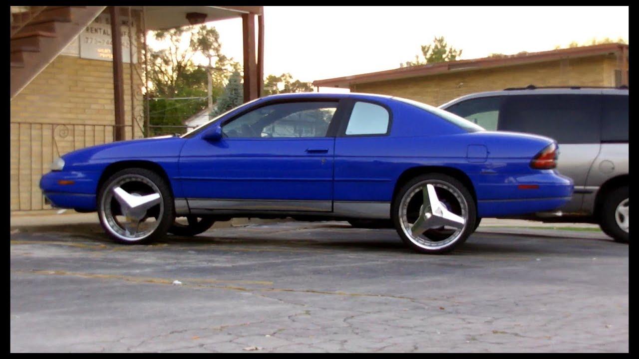 All Chevy 98 chevy monte carlo : Chevy Monte Carlo on 24