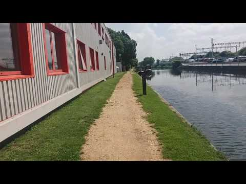 Grand Union Canal West Drayton to Hayes Part 1