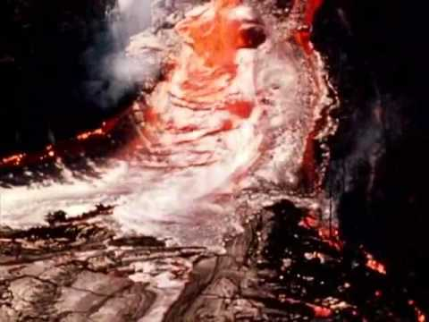 A Erupção do Kilauea (1959-1960)
