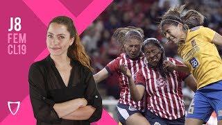 Resumen Goles Jornada 8 - Liga MX Femenil Clausura 2019 Futbol MX