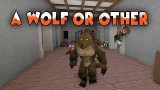 WE'RE BECOMING THE LEGENDARY WEREWOLVES!!! / ROBLOX ENGLISH / PRACTICE GAME