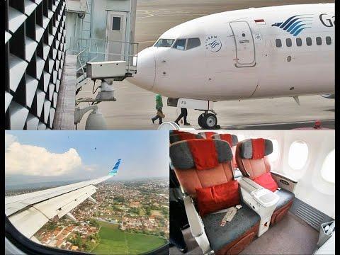 Flight Trip : Garuda Indonesia Jakarta(CGK)-Yogyakarta(JOG)