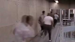 OZ Season 1 Riot scene