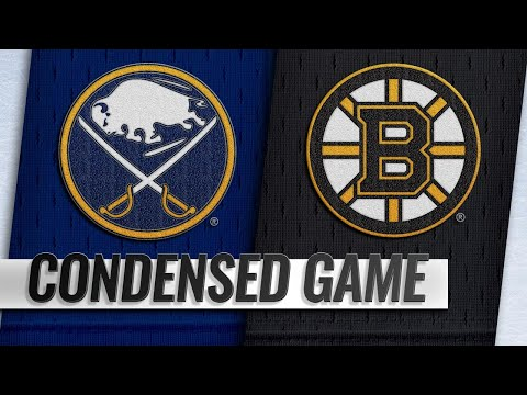 12/16/18 Condensed Game: Sabres @ Bruins