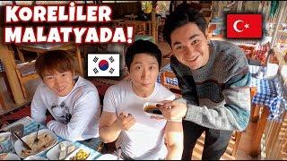 Korelileri Malatya'ya Götürdüm! (ANA YEMEĞİ Yedik!)