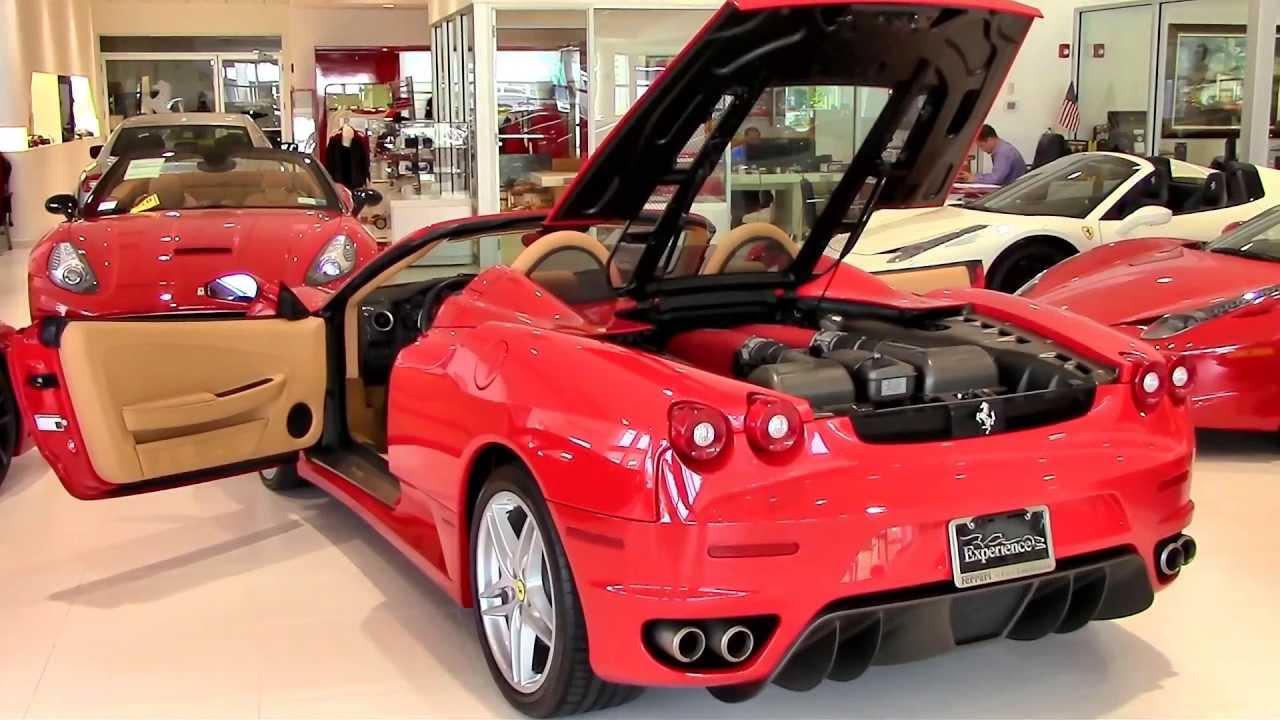 2014 ferrari convertible choice image hd cars wallpaper ferrari f430 convertible inside out youtube ferrari f430 convertible inside out vanachro choice image vanachro Image collections