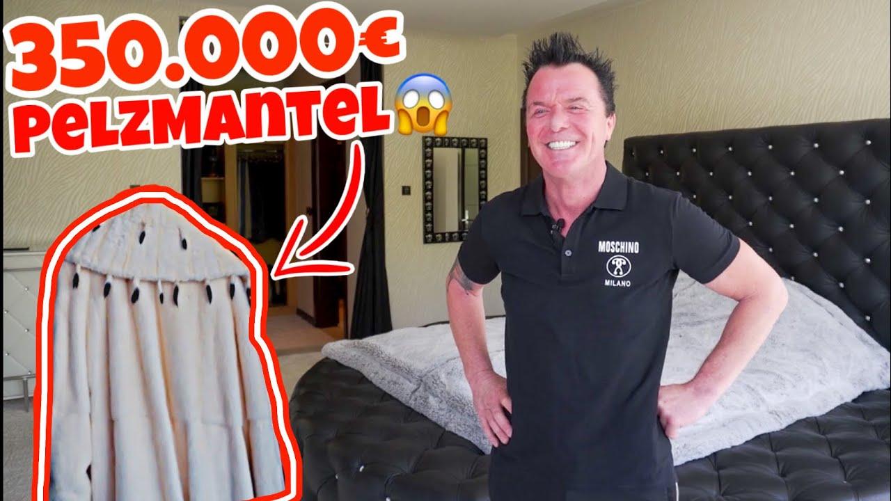 Der 800.000€ Kleiderschrank von Prinz Marcus 🔥| Lion
