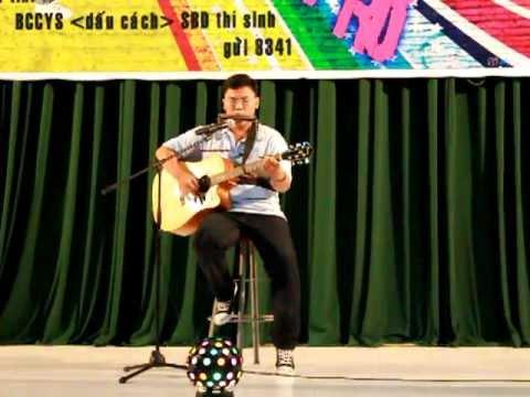 Đàn guitar, thổi Harmonica - Lương Ngọc Hoàng Duy