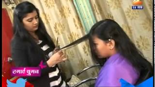 Smart Women : Razor Hair Cut 20th February 2015