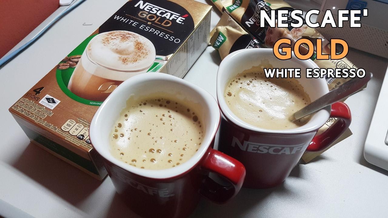 Tempat Jual Nescafe Gold White Coffee Terbaru 2018 Tas Fashion Import Ysbj4866black Espresso 7 11 Youtube