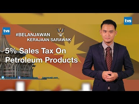 NOV 5 | 5% SALES TAX ON PETROLEUM PRODUCTS