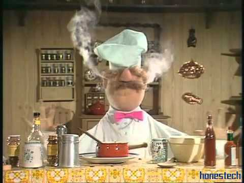The Muppet Show The Swedish Chef Spicy Sauce YouTube
