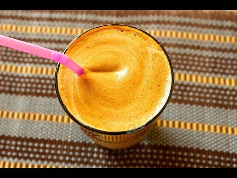 Greek Cafe Frappe/iced coffee, original (Greek)