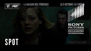 Don't Breathe – La Maison des Ténèbres - TV Spot BLUR 20