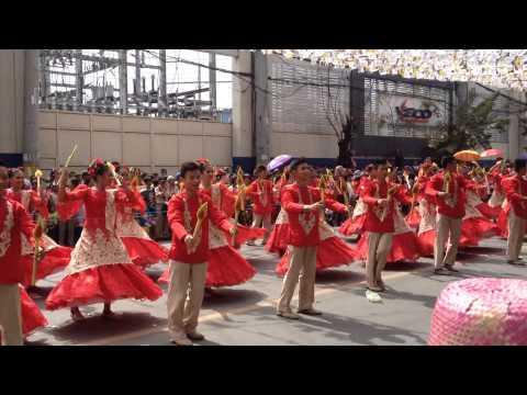 フィリピン・セブ島 シヌログ際2015