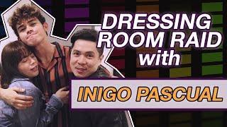 #MORExclusives: Dressing Room Raid sa 1MX Abu Dhabi with Inigo Pascual