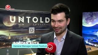 UNews: Festivalul Untold de la Cluj @Utv 2015