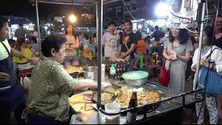 Krabi Food Night Market - Ultra HD (4K)