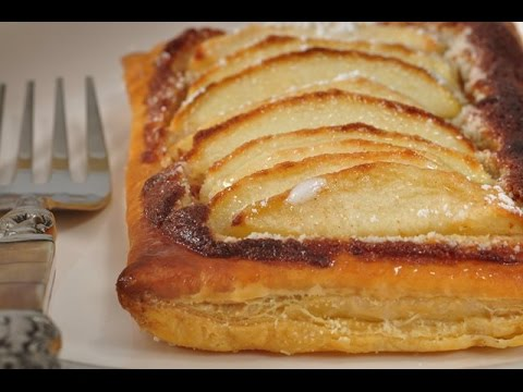 Apple Galette Recipe Demonstration - Joyofbaking.com