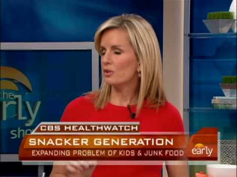 Choosing Healthier Snacks