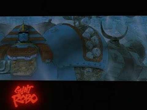 Giant Robo 02 - Rush! Issei & Yohshi