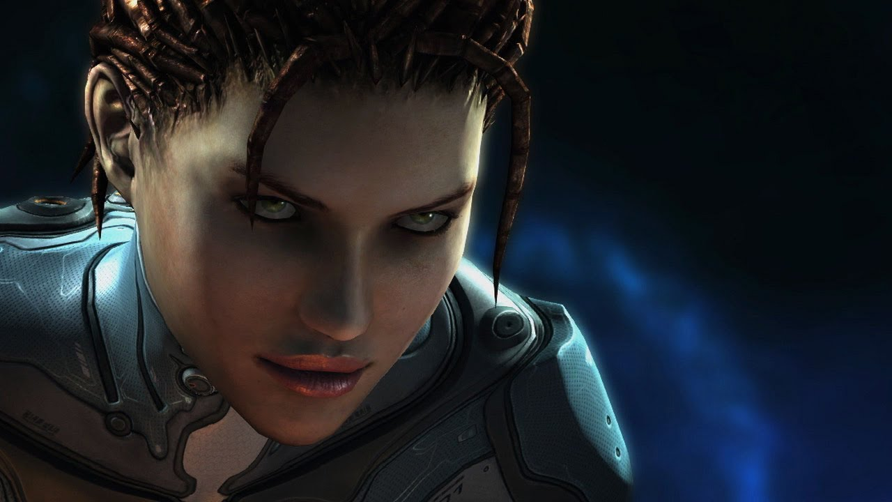 Download StarCraft II: Heart of the Swarm Preview Trailer