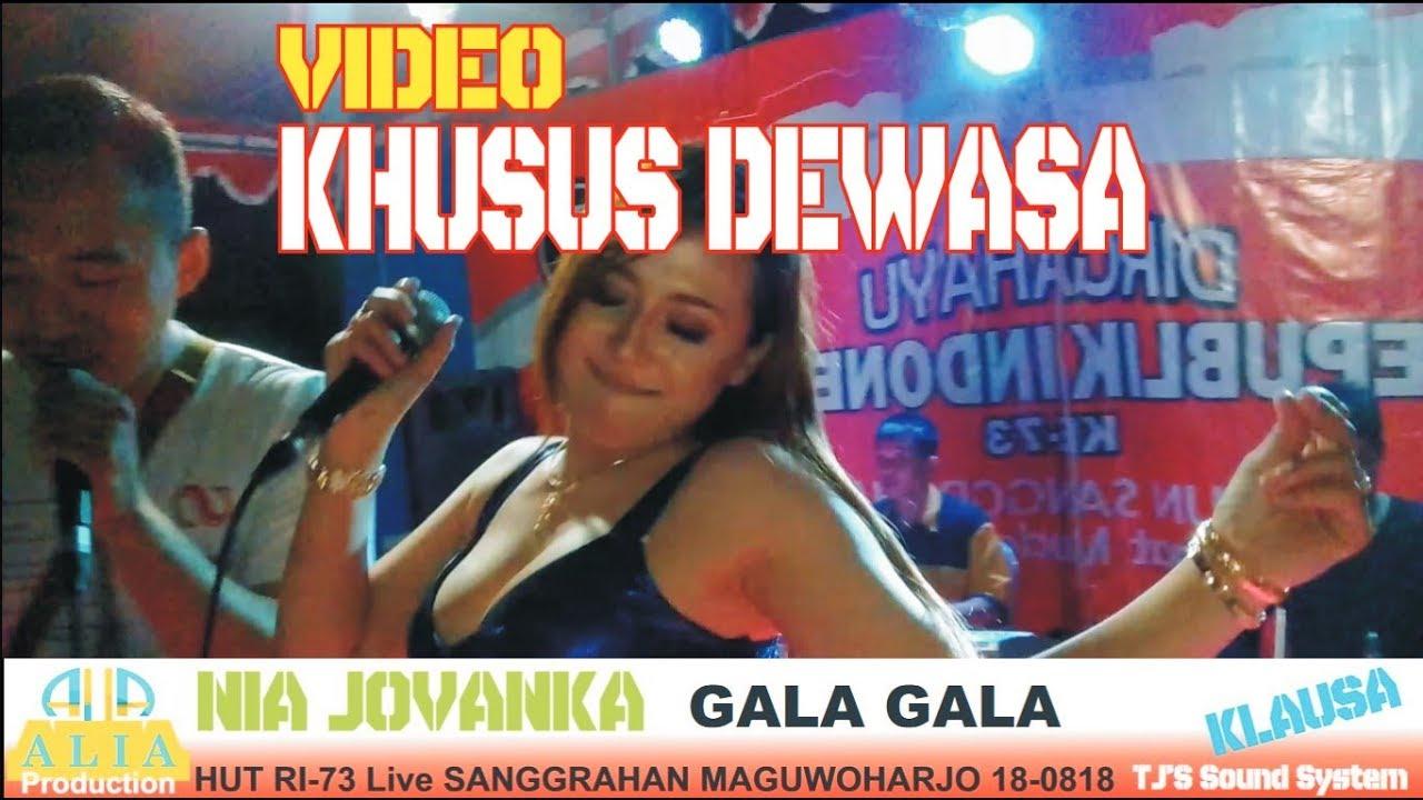 NIA JOVANKA gala gala HUT RI-73 live SANGGRAHAN MAGUWOHARJO || AUDIO JERNIH  by Trams Satu