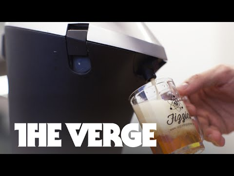 This gadget makes your cheap beer taste like an expensive draft pour